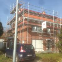 ASV - renovatie steigers - Layher Allround